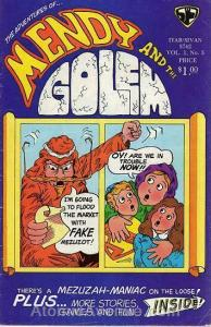 Mendy and the Golem #5 VG; Mendy | low grade comic - save on shipping - details