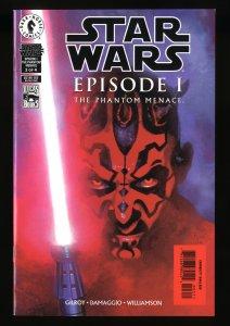 Star Wars: Episode I - The Phantom Menace #3 VF/NM 9.0