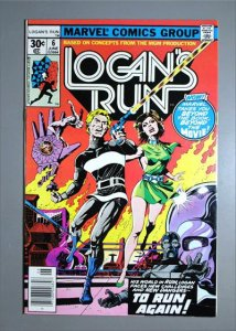 Logan's Run (1977) VF/Better Actual Pictures