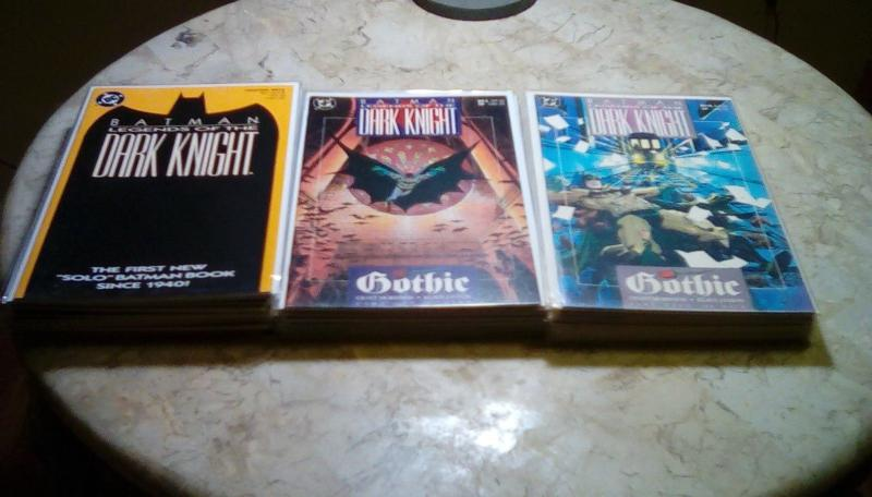 WHOLESALE (Batman Legends of the Dark Knight Yr:1989 Lot of 52) Lowest Price NOW