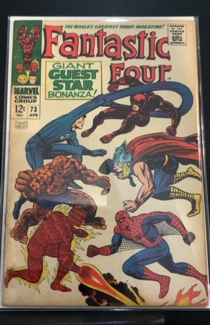 Marvel Masterworks: The Fantastic Four #8 (2005)