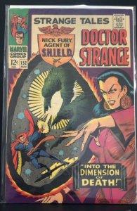 Strange Tales #152 (1967)