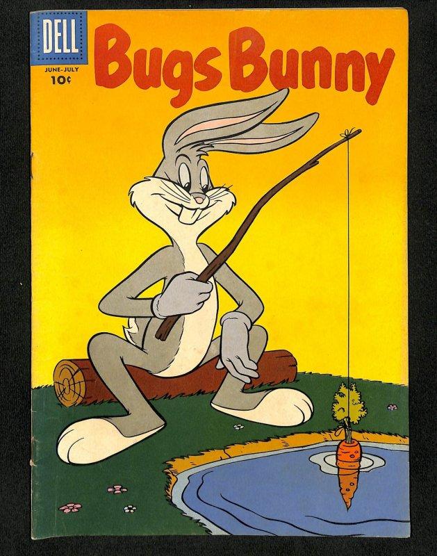 Bugs Bunny #61 (1958)