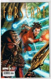 FARSCAPE #7 A, NM, Sci-Fi, Crichton, Aeryn Sun, Sci-Fi, 2009, more in store