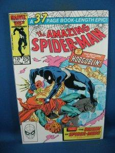 AMAZING SPIDERMAN 275 VF NM HOBGOBLIN 1986