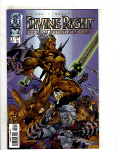 Divine Right: The Adventures of Max Faraday #2 (1997) OF29