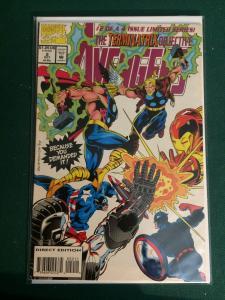 The Avengers: The Terminatrix Objective #2