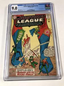 Justice League (1st Series) #18 CGC 9.0