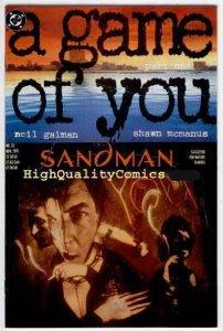SANDMAN #32, NM+, Vertigo, Neil Gaiman, Slaughter on 5th, 1989, more in store