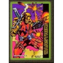 1993 Skybox Ultraverse: Series 1 WARSTRIKE #74