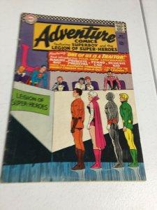 Adventure Comics 346 Vg- Very Good- 3.5 DC Comics