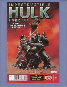 Indestructible Hulk Special #1 FN Doctor Octopus Marvel 2013