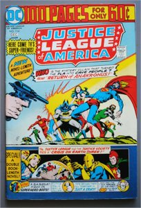 Justice League of America (1960 1st Series) F/VF    See Actual Photo