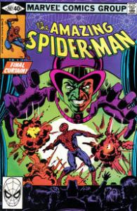 Marvel Comics Amazing Spider-Man #207 FN+