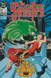 Spectre, The (2nd Series) #2 VF; DC | save on shipping - details inside