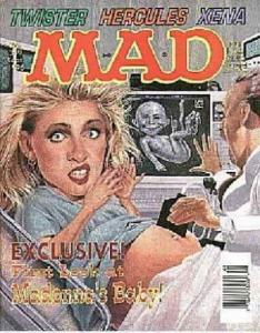 Mad #349 VF/NM; E.C | save on shipping - details inside