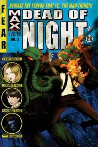 Marvel DEAD OF NIGHT FEATURING MAN-THING #2 NM