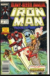 Iron Man Annual #9 (1987)