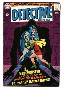 DETECTIVE COMICS #345 1965 1st Blockbuster-BATMAN AND ROBIN fn