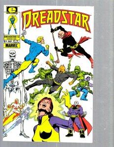 12 Epic Comics Dreadstar #13 14 15 16 17 18 19 20 21 22 23 24 GK50