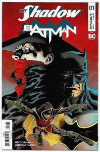 Shadow Batman #1 Cvr H (DC, 2017) VF/NM