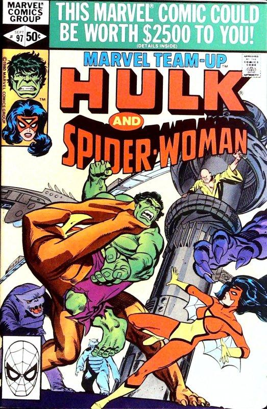 Marvel Team-Up #97 (1980)