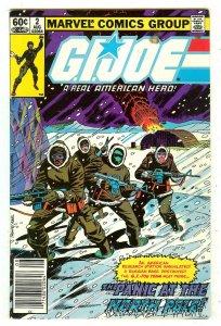 G.I. Joe A Real American Hero 2   1st Kwinn