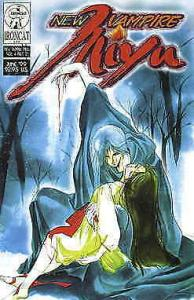 New Vampire Miyu (Vol. 4) #2 VG; Ironcat | low grade comic - save on shipping -