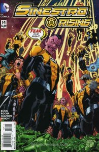 Sinestro #14 VF/NM; DC | save on shipping - details inside