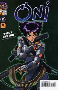 Oni #1 VF; Dark Horse | save on shipping - details inside