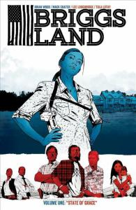 Briggs Land TPB #1 VF/NM; Dark Horse   save on shipping - details inside