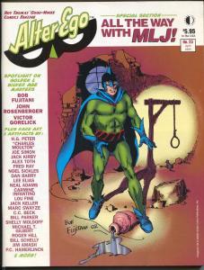 Alter Ego #23 2003-Wonder woman-MLJ Comics-FN+