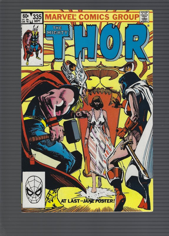 Thor #335 (1983)