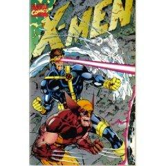 X-Men #1 October 1991 by Chris Claremont and Jim Lee