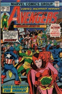 AVENGERS #147 (NG) stock photo