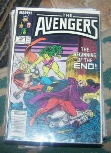 Avengers # 296