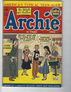 Archie 45