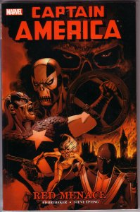 Captain America   (V5) 04: Red Menace 2 TPB