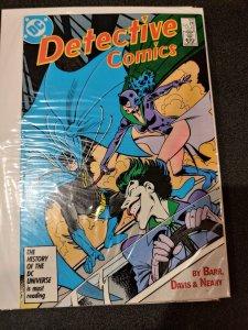 Detective Comics  #570 JOKER CATWOMAN  ISSUE