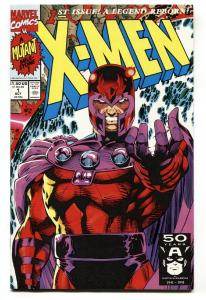 X-Men #1 1991  Marvel First issue comic book  Magneto cover NM-