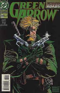 Green Arrow #84 VF/NM; DC | save on shipping - details inside