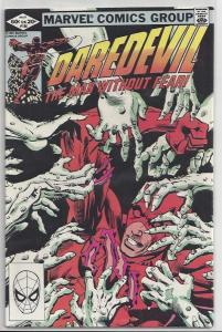 Daredevil #180 Elektra Issue with Old School Frank Miller Autograph