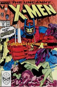 X-MEN #246, NM-, Wolverine, Chris Claremont,1989, Gambit, more in store