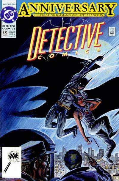 Detective Comics (1937 series) #627, VF+ (Stock photo)