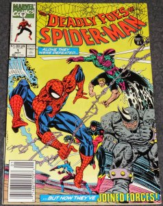 The Deadly Foes of Spider-Man #1 -1991