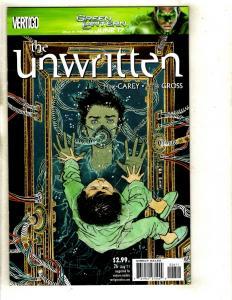 10 The Unwritten Vertigo Comics # 26 27 28 29 30 31 31.5 32 32.5 33 CJ5