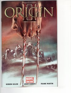 Wolverine ORIGIN II #1 (NM/MT) ID#SBX3