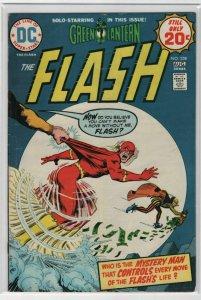 Bronze Age Flash Comics #228 6.0 Fine condition Bronze Age 1974