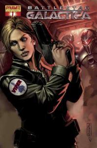 Battlestar Galactica (Dynamite) #1C VF/NM; Dynamite | save on shipping - details