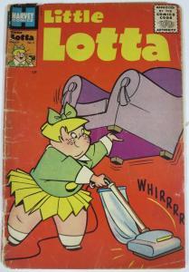 LITTLE LOTTA #3 (Harvey) March,1956 FAIR (FR)